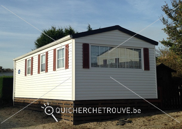 Camping Le Perroquet Mobil Home A Louer
